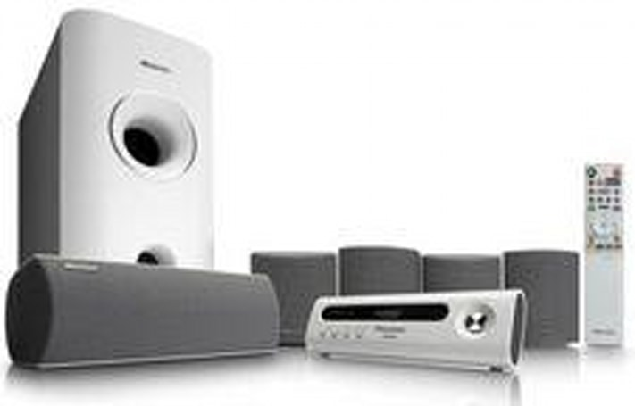 Surround sound with style