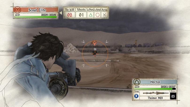 The first 'Valkyria Chronicles' comes to Switch on October 16th