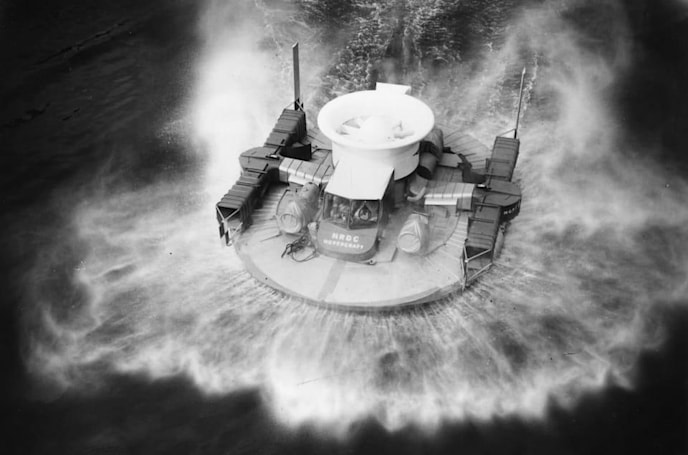 The Big Picture: Creating technology with amphibious ambitions