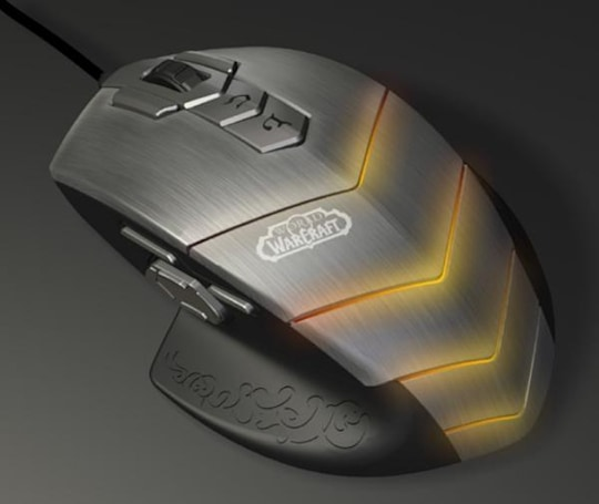SteelSeries WoW MMO Gaming Mouse makes wasting your life that much easier