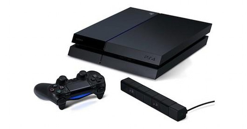 Report: PS4 to support voice commands, recognition with camera