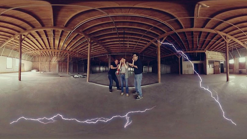 Samsung's Gear Indie channel highlights independent VR filmmaking