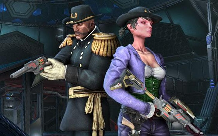 Defiance's Gunslinger Trials DLC is now available for season pass holders