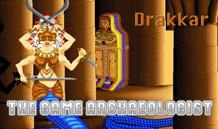 The Game Archaeologist: Kingdom of Drakkar
