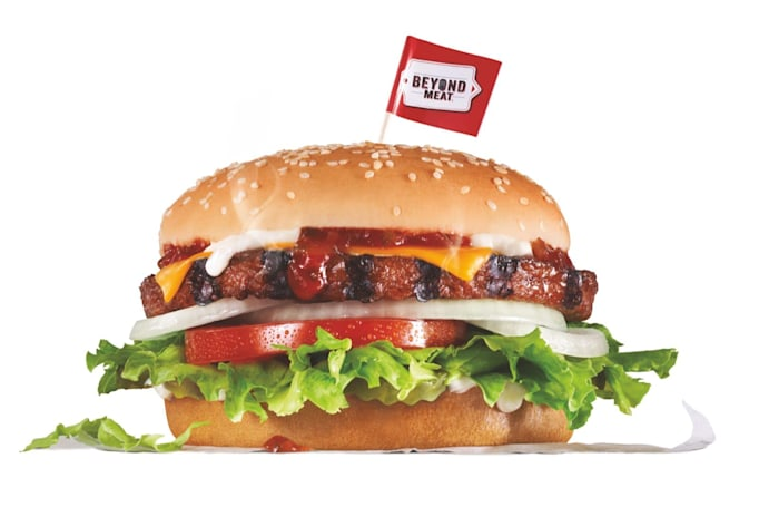 Meatless 'Beyond Burgers' come to Carl's Jr. restaurants
