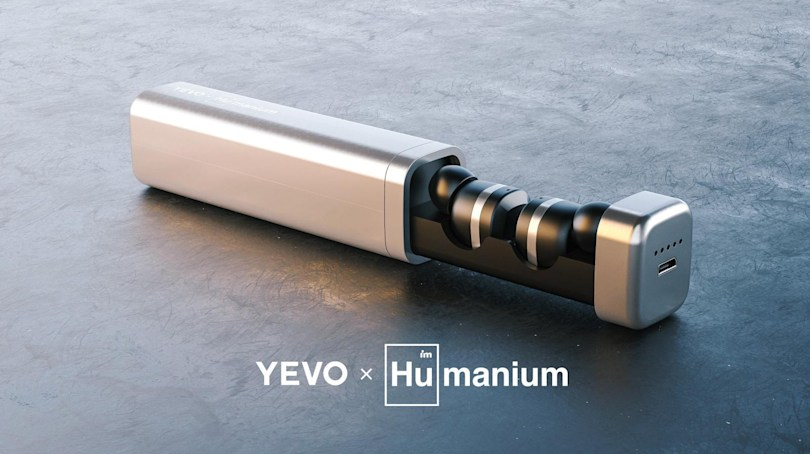 Yevo's premium earbuds are made from illegal firearms