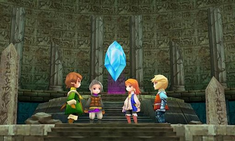 OUYA partners with Square Enix, names Final Fantasy III as launch title
