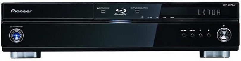Pioneer discontinuing BDP-LX70A Blu-ray player in UK?