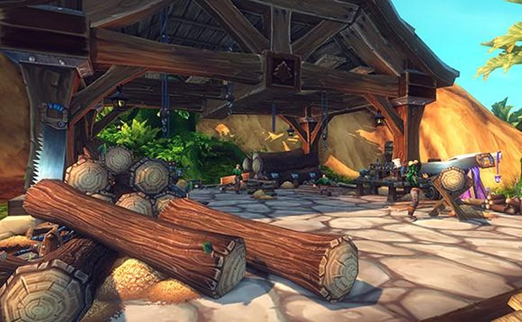 Upcoming changes to garrison outposts