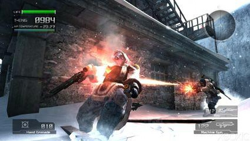 X06: Lost Planet multiplayer impressions