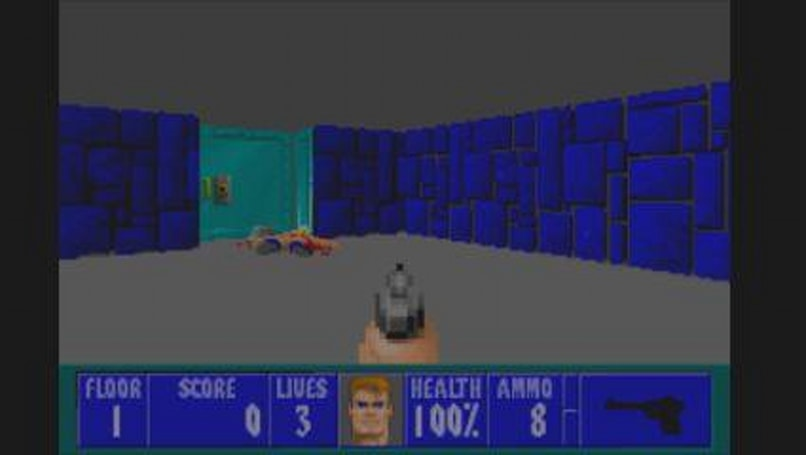Wolfenstein 3D shoots through the homebrew scene