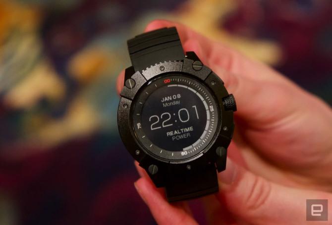 Matrix shows off its battery-free smartwatch and IoT platform