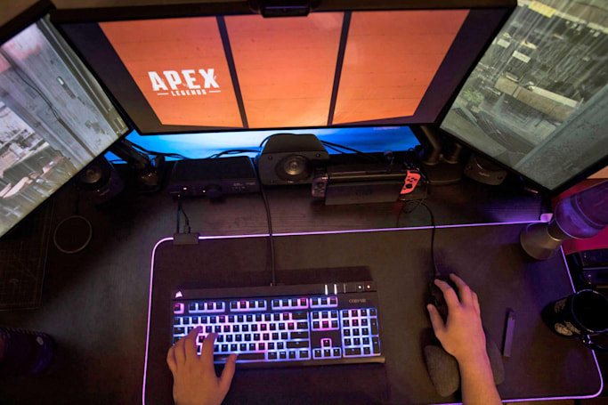 ESPN launches an esports event series, starting with 'Apex Legends'