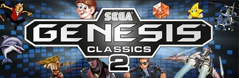 Sega Genesis Classics 2 bundle available on Steam for $15