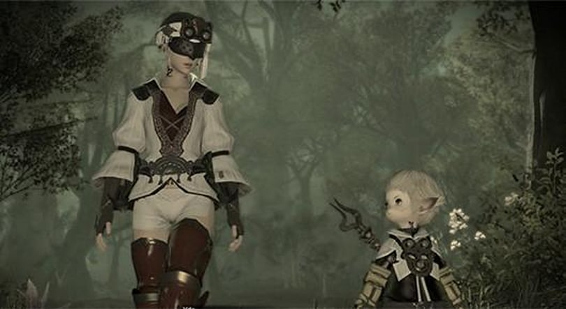 FFXIV PS4 beta coming February 2014, PS3 players get in free