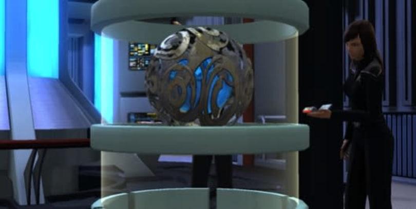 Star Trek Online posts lore on a mystery object