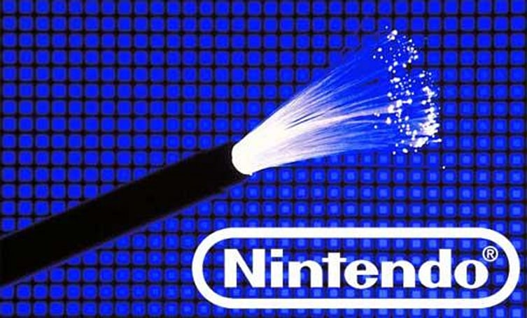 Nintendo promotes fiber-optic internet in Japan