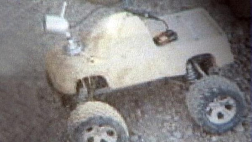 Cam-wielding RC car used to investigate roadside bomb, saves lives in Afghanistan