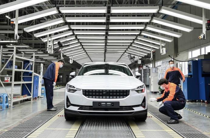 Polestar 2 EV production starts in China despite COVID-19