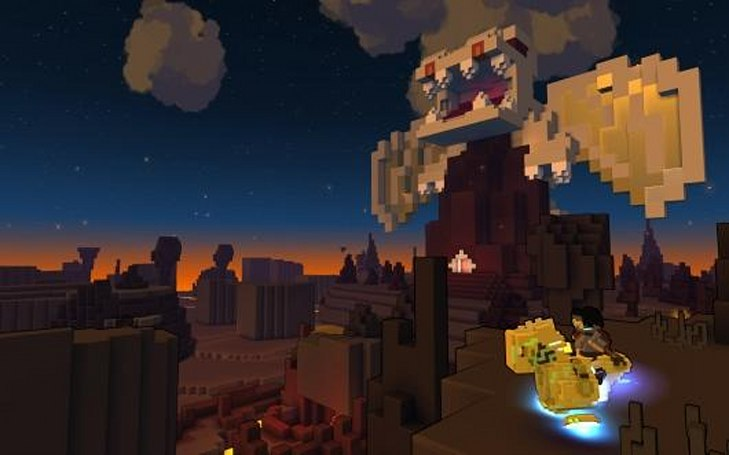 Trove: 'Let everything in the game be made by the community'