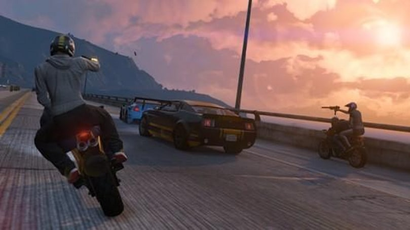 Lost your Grand Theft Auto Online character?  Have some money instead!