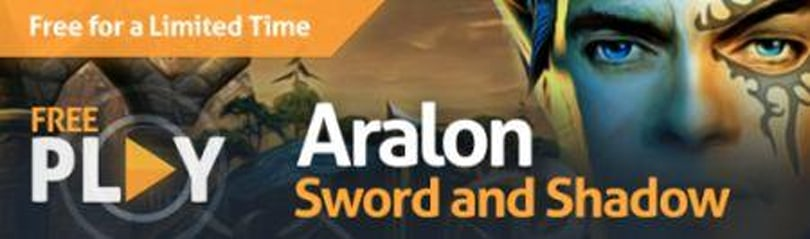 Aralon: Sword and Shadow HD available for free through new Free Play program