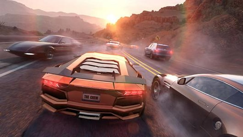 The Crew's closed beta PvP is lobby-based