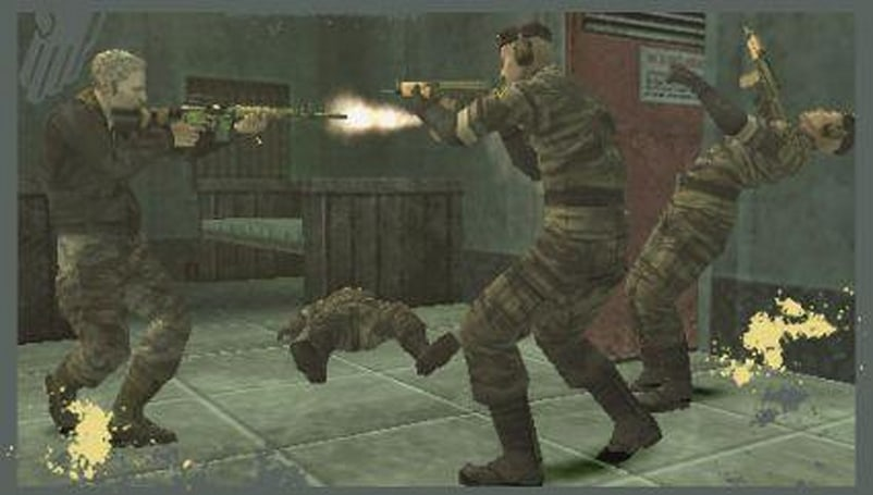 Metal Gear Solid: Portable Ops previewed