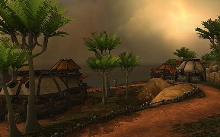World of Warcraft reclaiming abandoned names for Warlords of Draenor