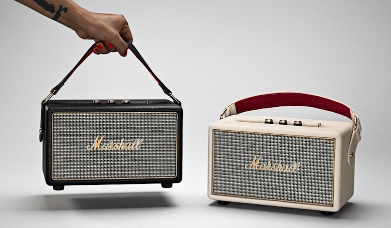 Engadget giveaway: win a Kilburn portable speaker courtesy of Marshall!
