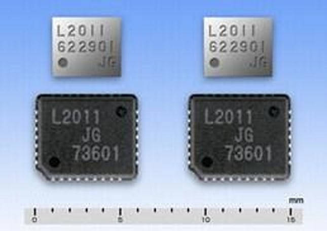 """Oki Electric Industry intros """"world's smallest MP3 chip"""""""