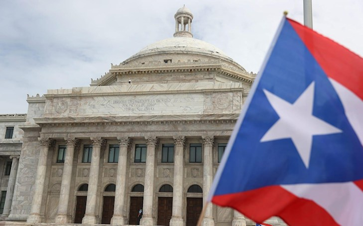 Puerto Rico's government lost $2.6 million to a phishing scam
