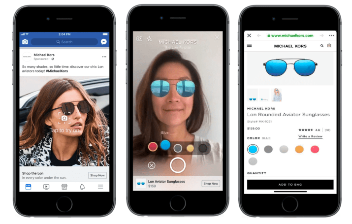 Facebook is bringing augmented reality ads to the News Feed