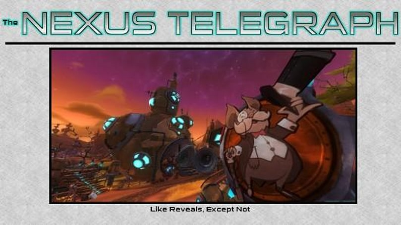 The Nexus Telegraph: What WildStar isn't revealing