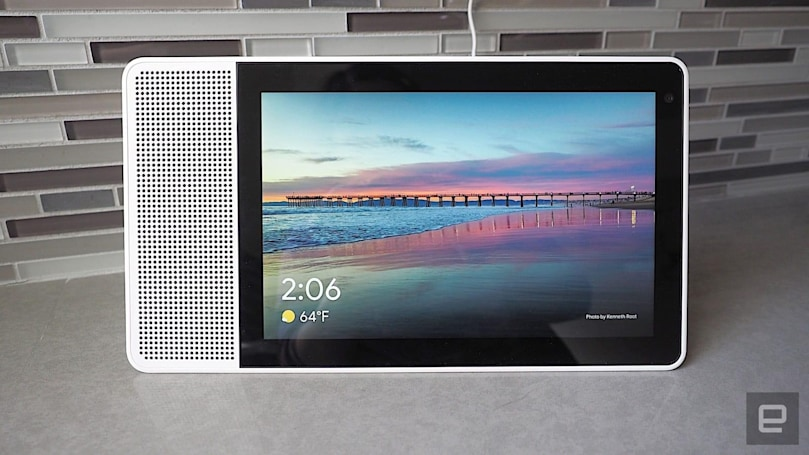 Lenovo updates Smart Display with Google Home Hub features