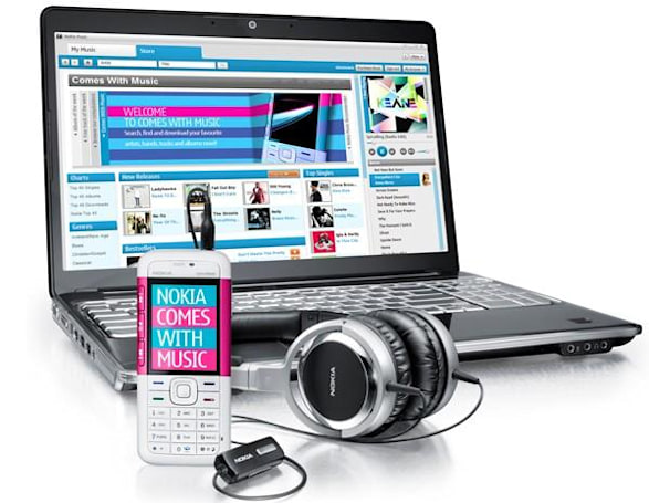 Nokia's all you can download Comes with Music service is finally DRM free... in China (updated)