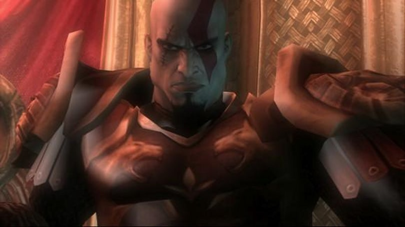 God of War II could have been a PS3 launch game