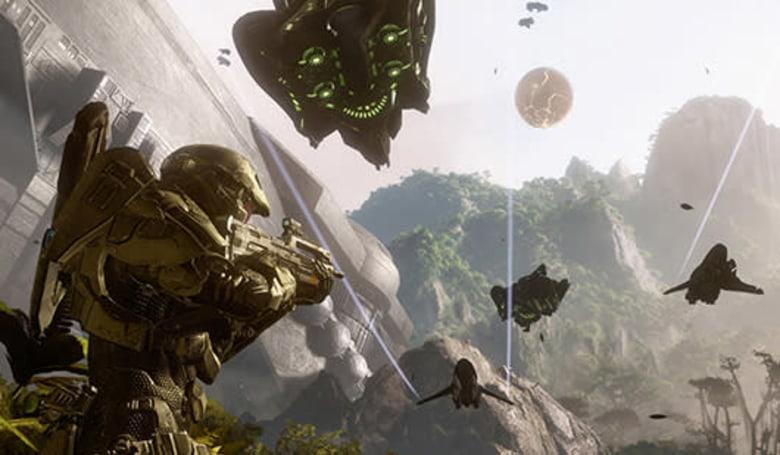 343 Industries loses Halo 4 art director, gains 'Visual Design Consultant'
