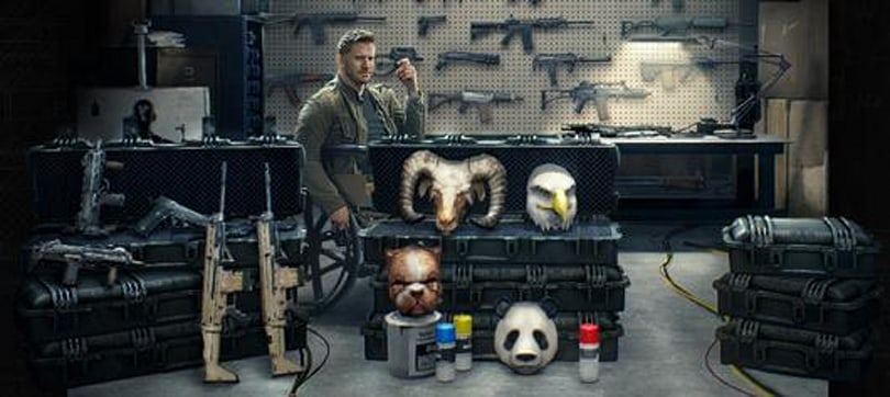 Payday 2 on Steam introduces Gage: the weapons dealer DLC