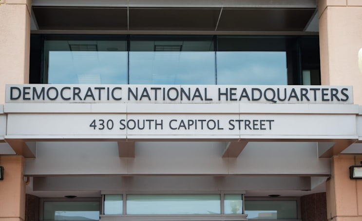 DNC cyberattack scare was just a phishing test