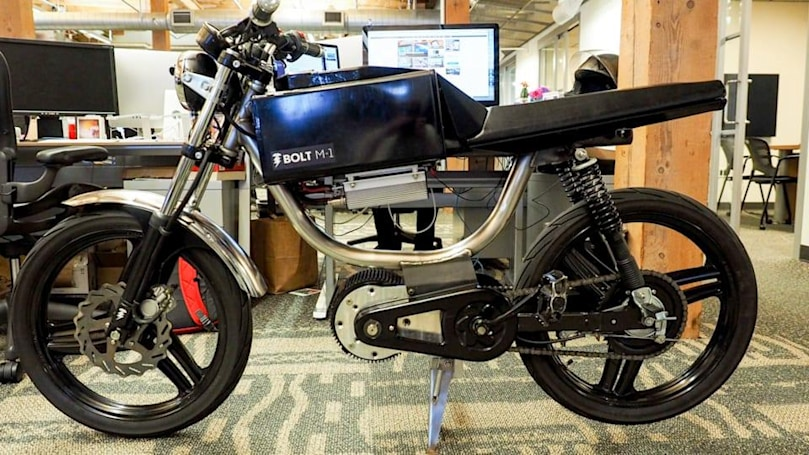 Commuting with the fun, stylish and expensive Bolt e-bike