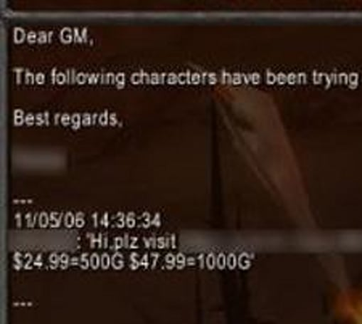 Blizzard fights ingame spam (and the addon meant to stop it)