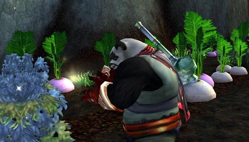 15 Minutes of Fame: Flower power pollinates leveling for true neutral pandaren