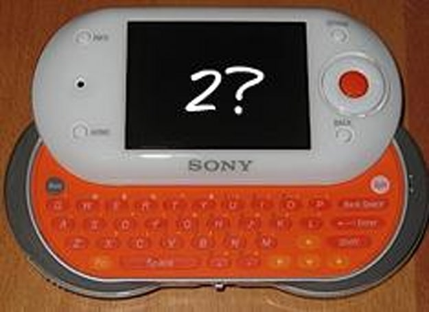 Sony mulling production of mylo 2 handheld?