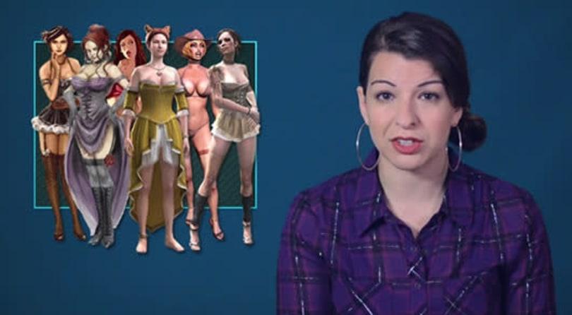 Anita Sarkeesian talks GamerGate on The Colbert Report