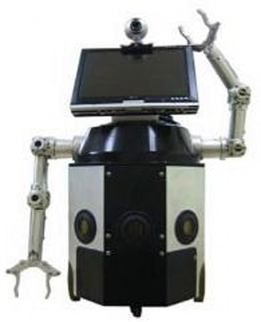 "Korean scientists create ""software robot,"" still gets stage fright"