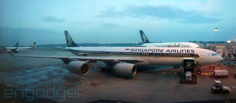 Singapore 21: a farewell trip on the world's longest flight