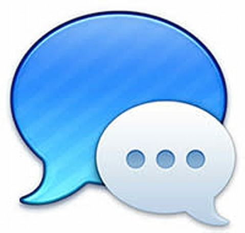 Add a paragraph using Mac Messages without sending the message