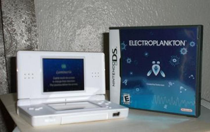What are you playing: Electroplankton edition