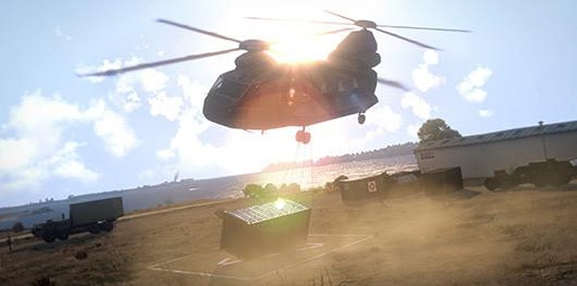 Arma 3 DLC makes it easier to get to da choppa